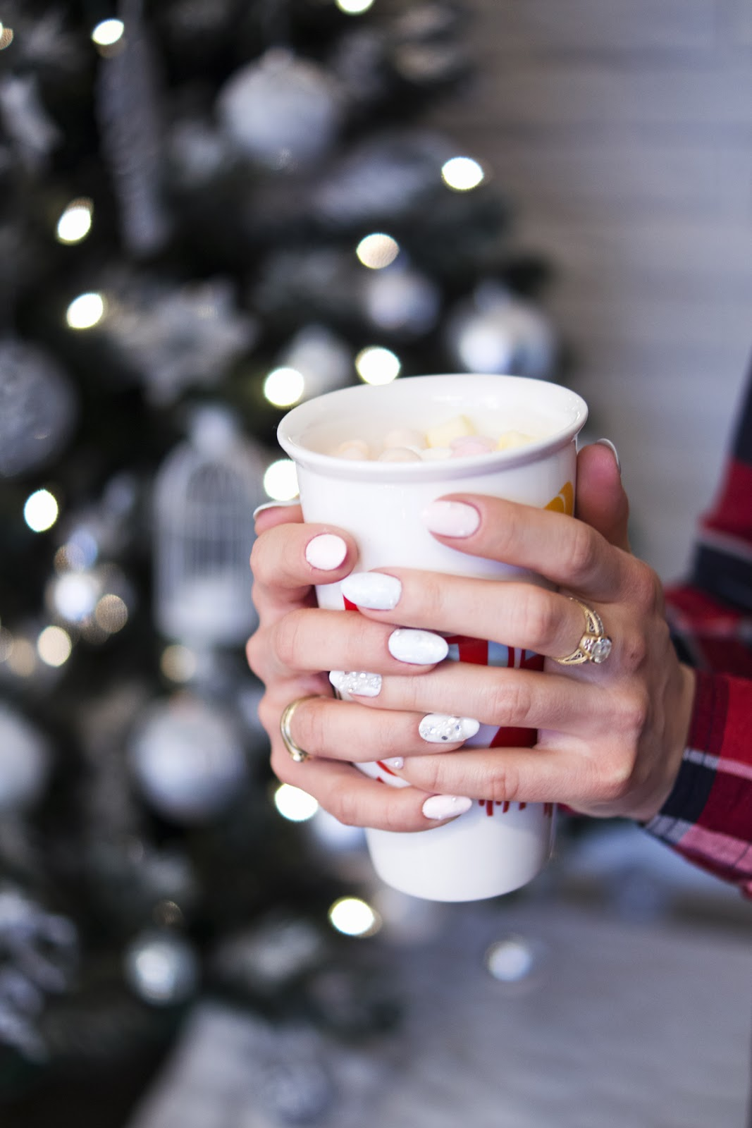 świąteczne Paznokcie Christmas Nails Polskieszafiarkipl I