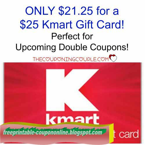 Kmart printable coupons august 2018