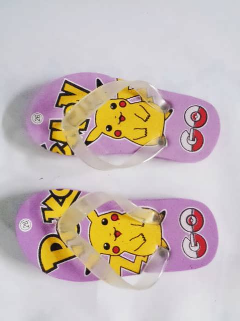 Sandal Karakter Pokemon Anak murah