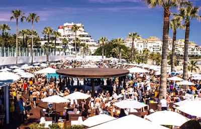 Las fiestas en Marbella, viajes y turismo