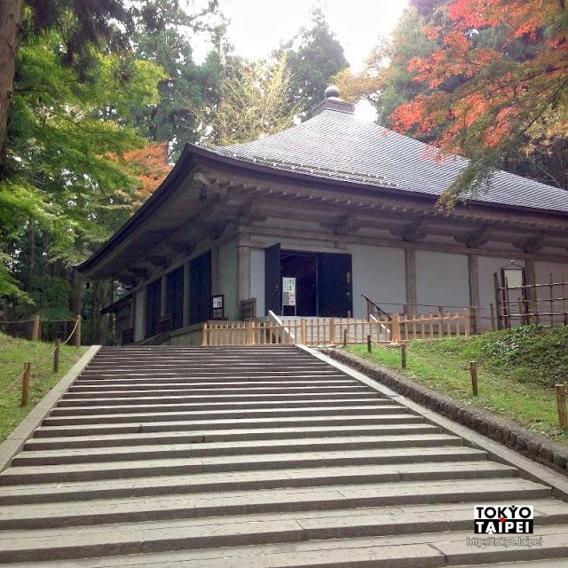 【中尊寺】千年歷史老寺院 讓人震懾的金色佛堂