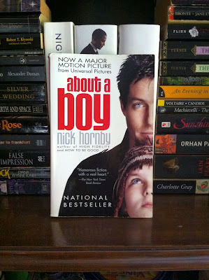 Book recommendations - About a Boy by Nick Horby