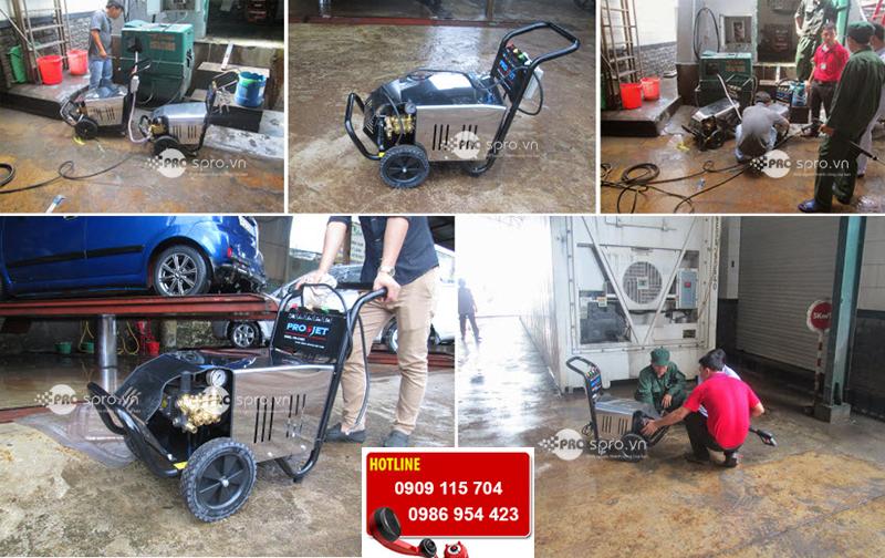 Kinh nghiệm mở tiệm rửa xe ô tô với chi phí thấp thu hồi vốn nhanh