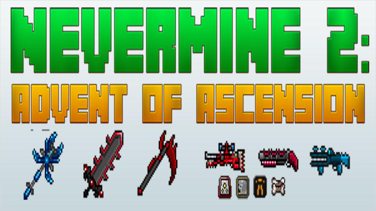 Nevermine: Advent of Ascension 1.7.10 | Como Instalar Mods ...