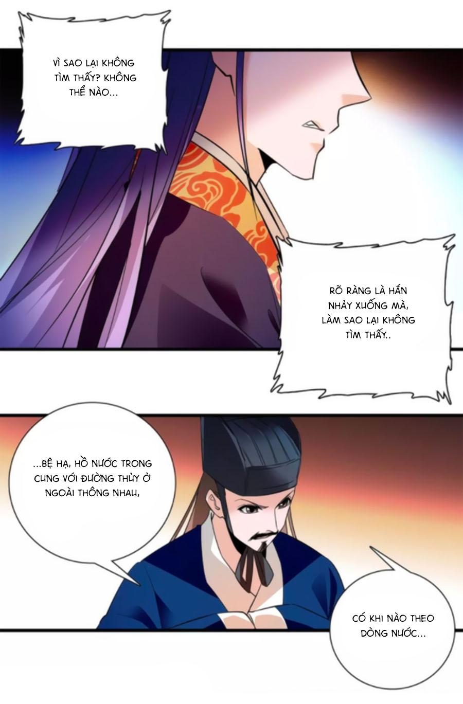 Hoàng Thượng! Hãy Sủng Ái Ta Đi! Chap 76
