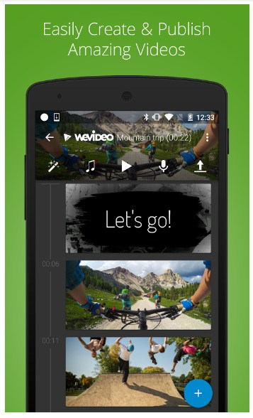 WeVideo Video Editor APK for Android - Approm org MOD Free