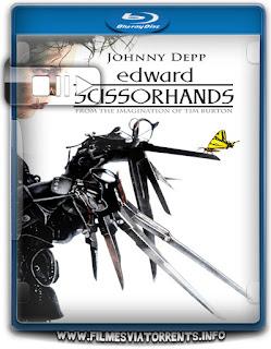 Edward Mãos de Tesoura Torrent - BluRay Rip 720p Dublado