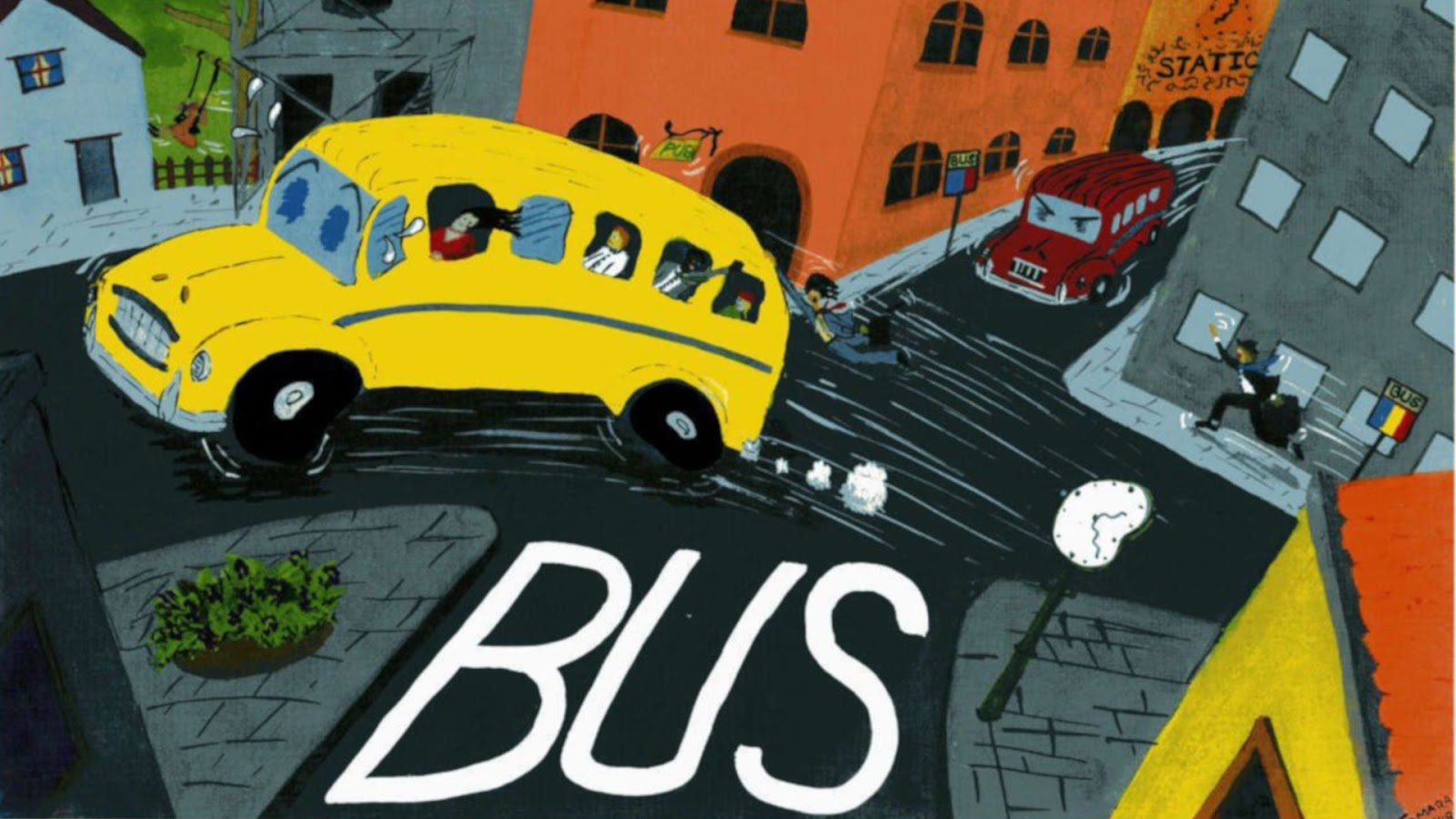 Bus Board Game Reprint News