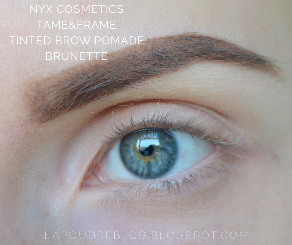 Nyx Brow Products Tameframe And Micro Brow Pencil La Poudre Blog