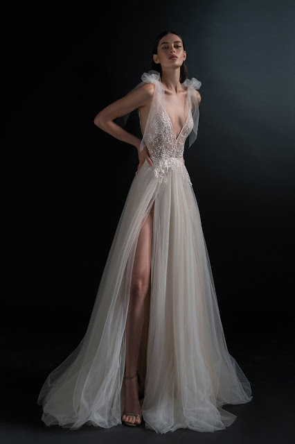EXQUISITE WEDDING GOWNS BY INBAL DROR | ZsaZsa Bellagio – Like No Other