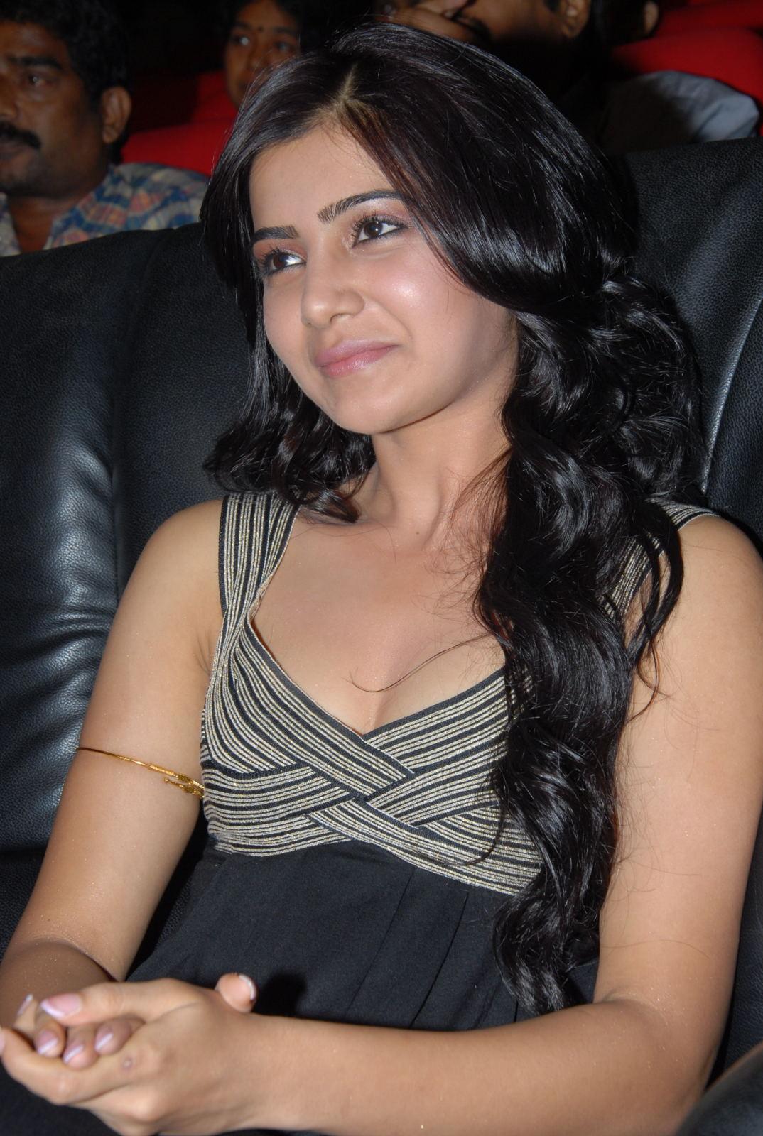 Cute samantha in black