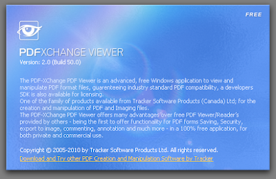 PDF開啟軟體 PDF-XChange Viewer中文 PDF軟體下載