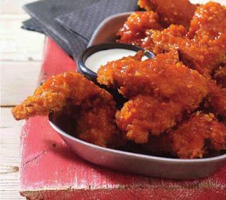 American buffalo chicken wings recipe