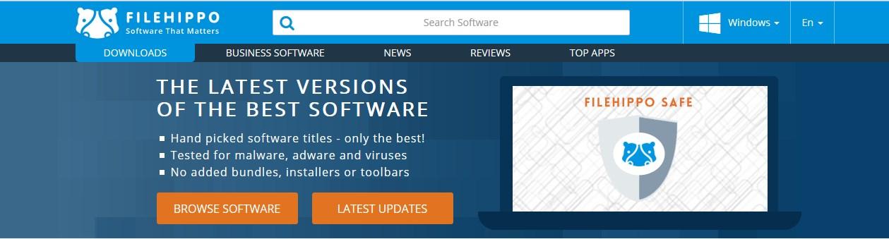 Online Computer के लिए Software Download करने की Top Websites