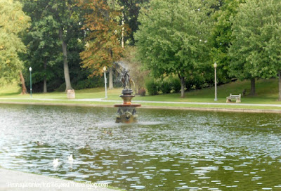 Italian Lake Public Park in Harrisburg Pennsylvania