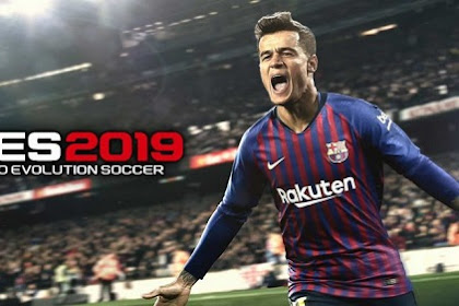 PES 2019 (Pro Evolution Soccer) Full Mod Apk+Data Android