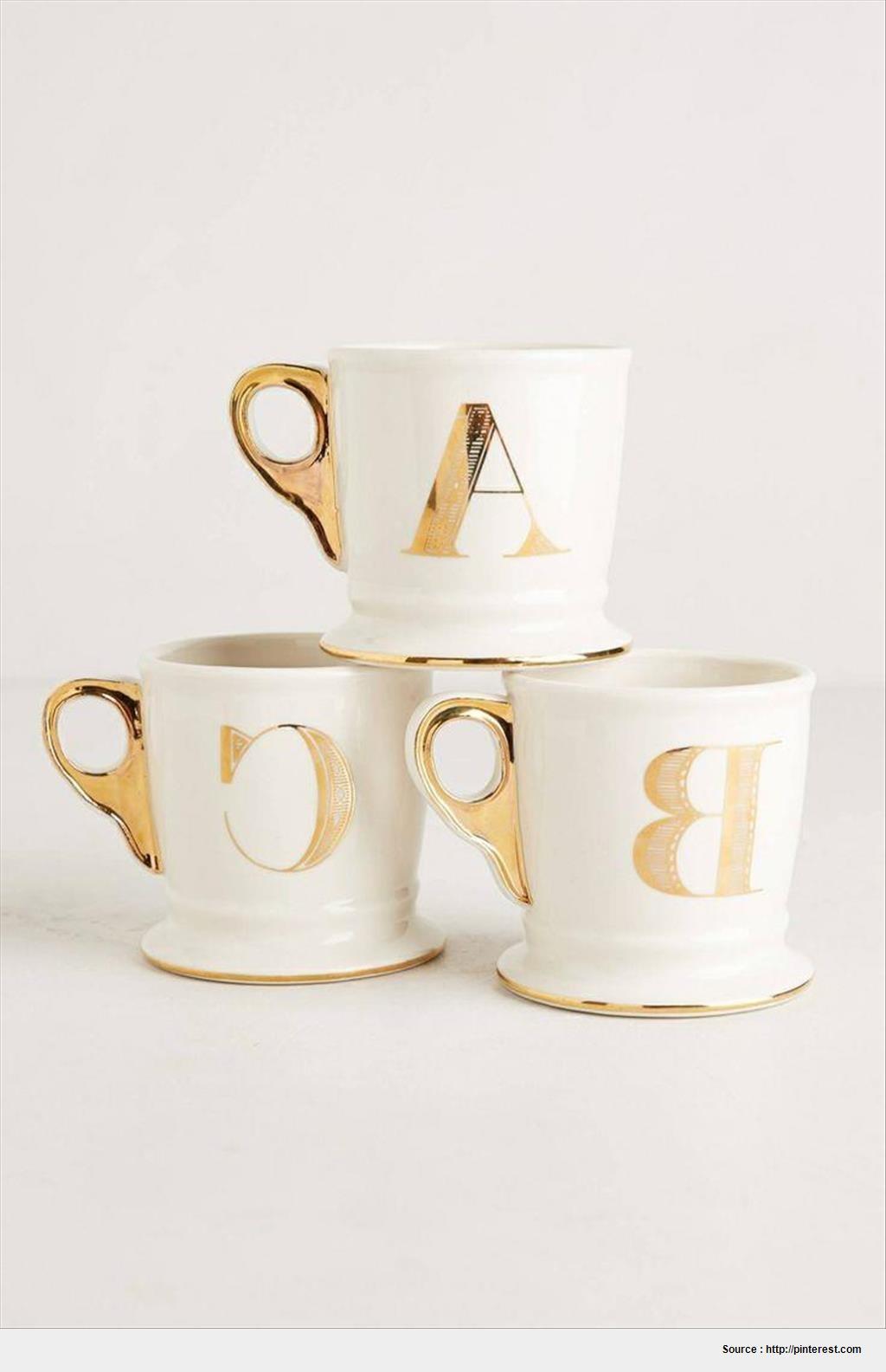 Best monogrammed coffee mugs anthropologie pic