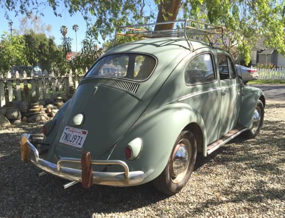 1959 VW Beetle Original Condition For Sale
