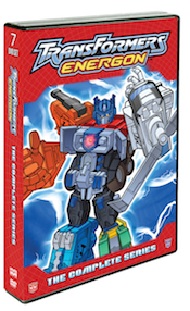 DVD Review - Transformers: Energon: The Complete Series