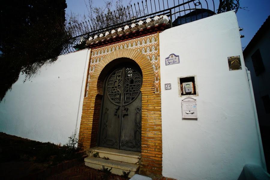 Mirador de San Nicolás, Granada