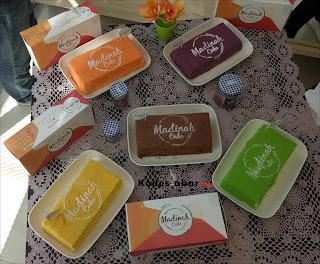 5 pilihan rasa Madinah Cake