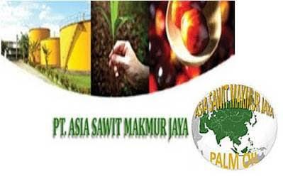 Lowongan Kerja PT. Asia Sawit Makmur Jaya Pekanbaru November 2018