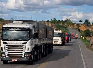 Frete: Safras & Mercado projeta alta com disputa entre soja e milho