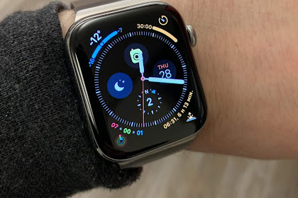 Apple Watch: Engagement Non Changing/Updating On Infograph Confront [Fix]