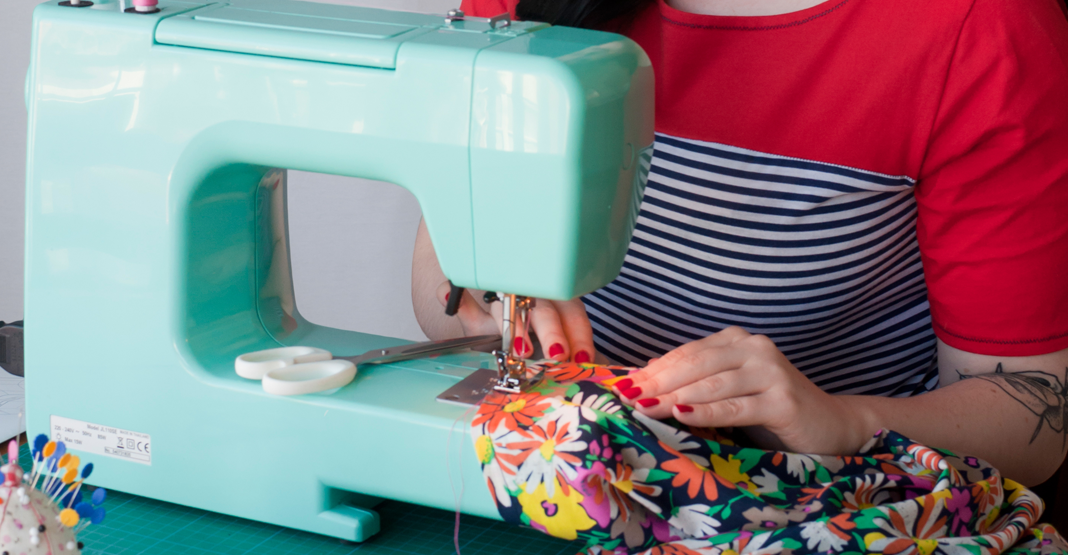 John Lewis JL40 Sewing Machine Review Ft Tilly And The Buttons Extraordinary Dressmaker Sewing Machine Reviews