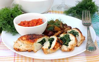 Recetas para muslos de pollo, recetas de muslos de pollo