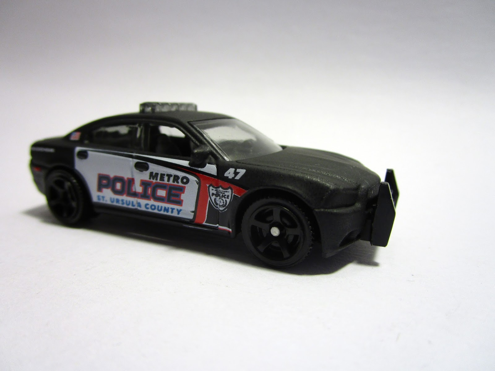 Matchbox charger police cars
