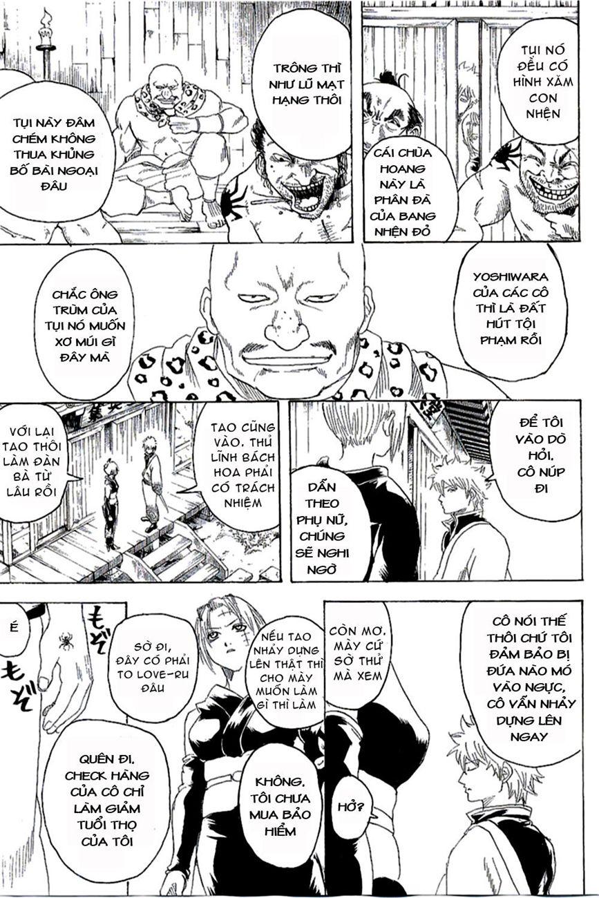 Gintama Chap 254 page 13 - Truyentranhaz.net