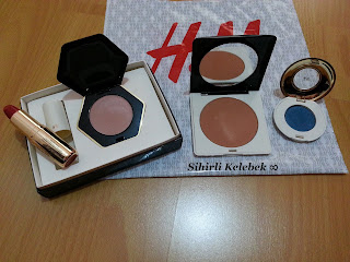 H&M, Scarlett Fever, Tawny Peach, Golden Honey, Mediterranea
