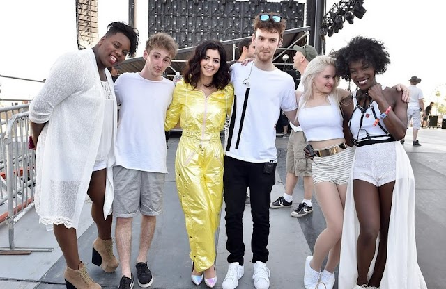 "Clean Bandit e Marina and the Diamonds lançam oficialmente ""Disconnect"""