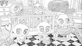 Neonate Babies coloring pages holiday.filminspector.com