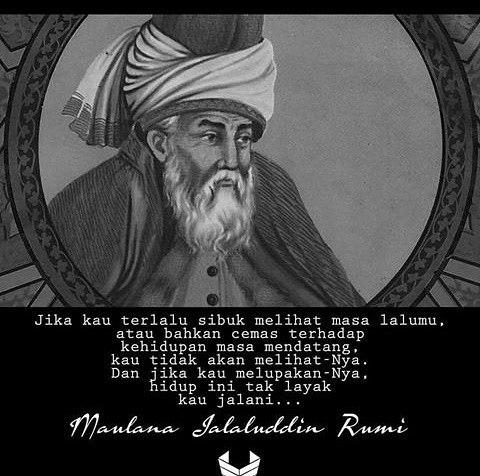 Kata Mutiara Dari Jalaludin Rumi Kata Kata Bijak