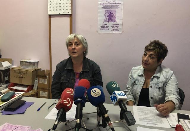 centro asesor de la mujer Argitan de Barakaldo