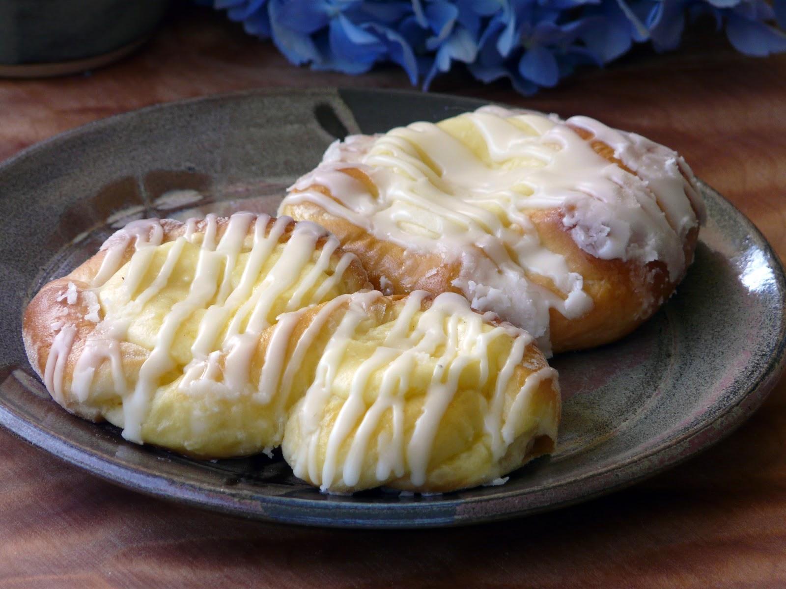 Thibeault S Table Cream Cheese Danish