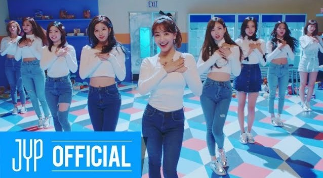 TWICE Merilis Single Baru Heart Shaker Music Video