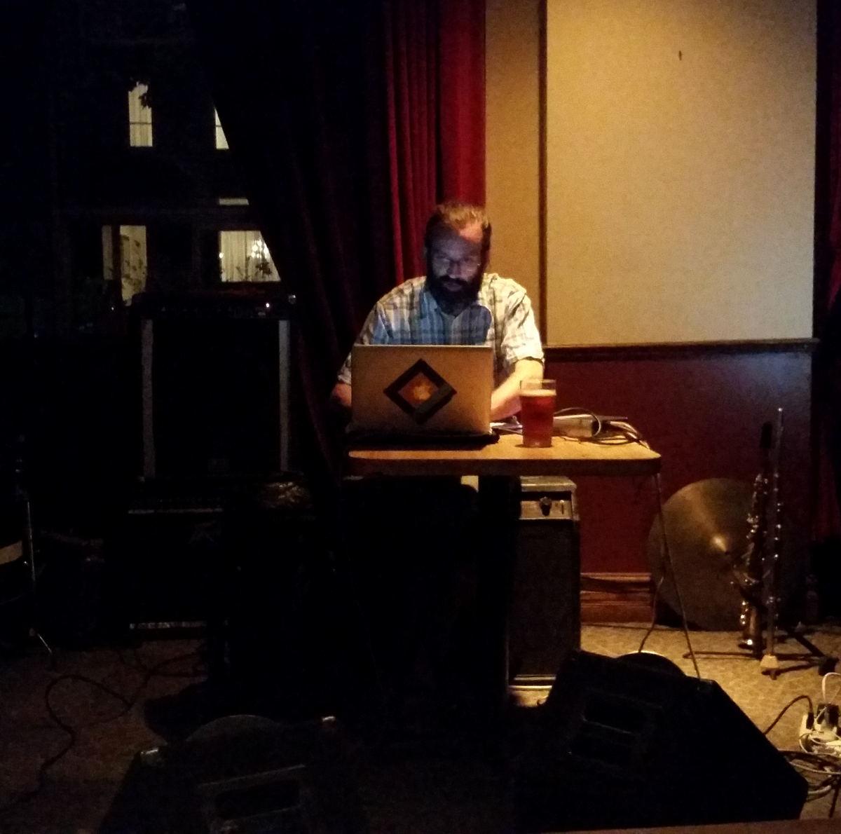 Mechanical Forest Sound: Recording: Jonathan Adjemian