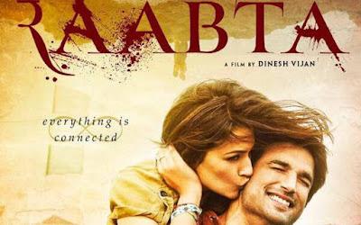 Raabta Sushant Singh Rajput Kriti Sanon Movie