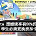 坐KTM想要继续享有50%折扣, 学生必须申请全新Komuter Link Card