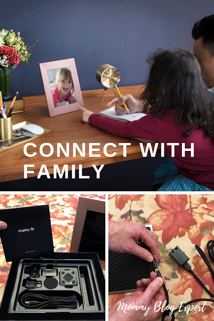 Connecting Generations Through Digital Photos