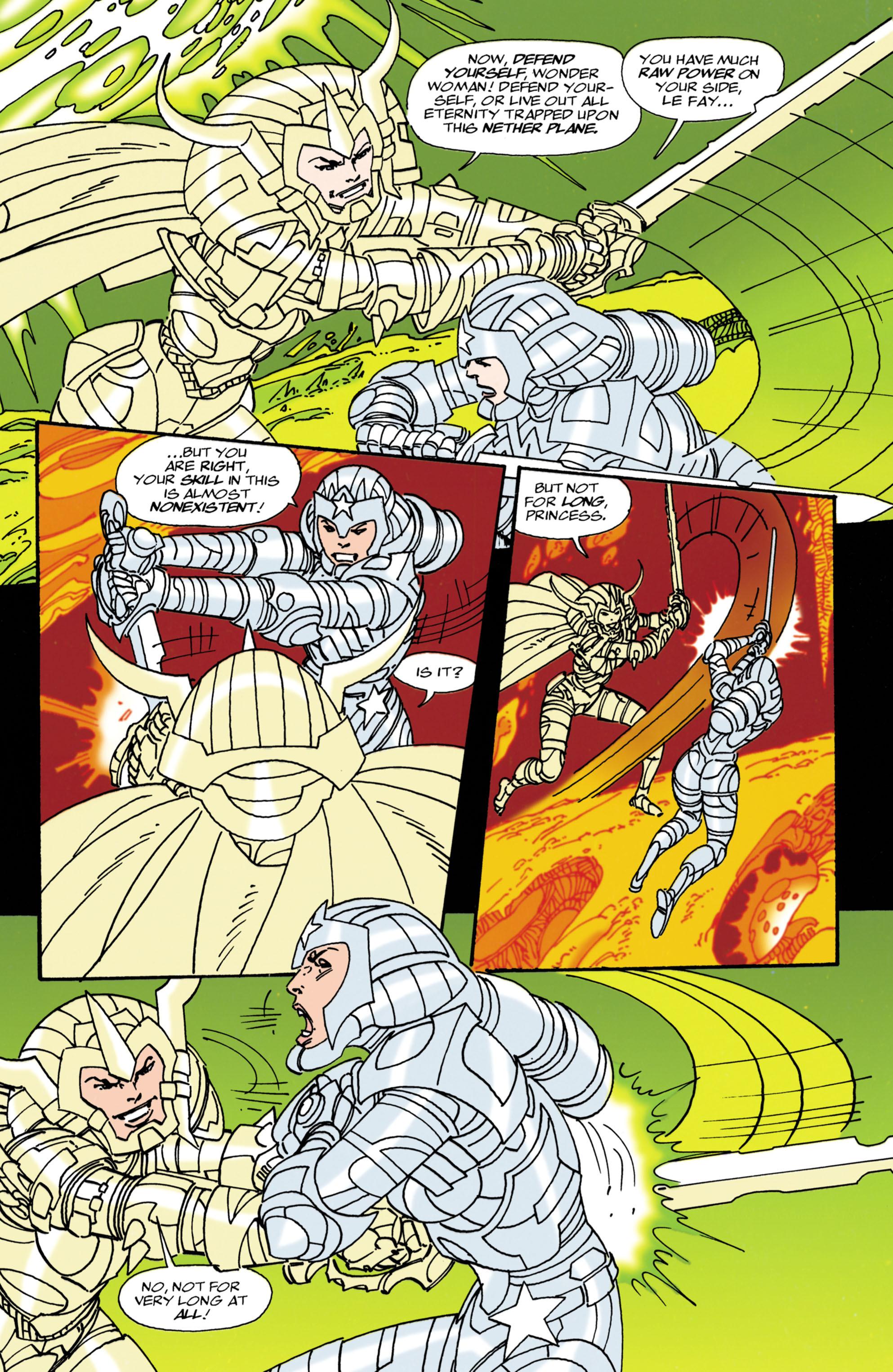 Read online Wonder Woman (1987) comic -  Issue #108 - 17