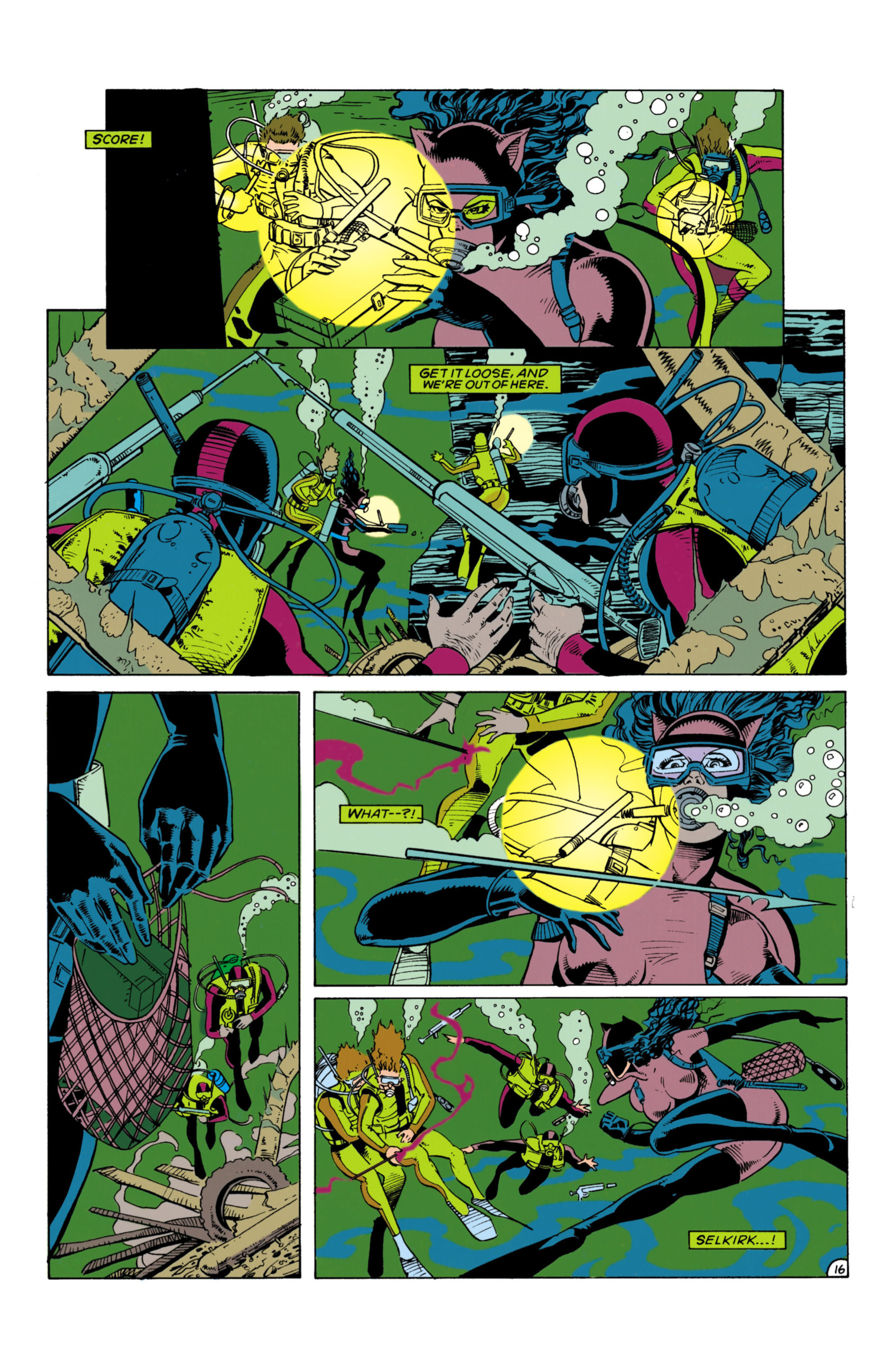 Catwoman (1993) Issue #13 #18 - English 17
