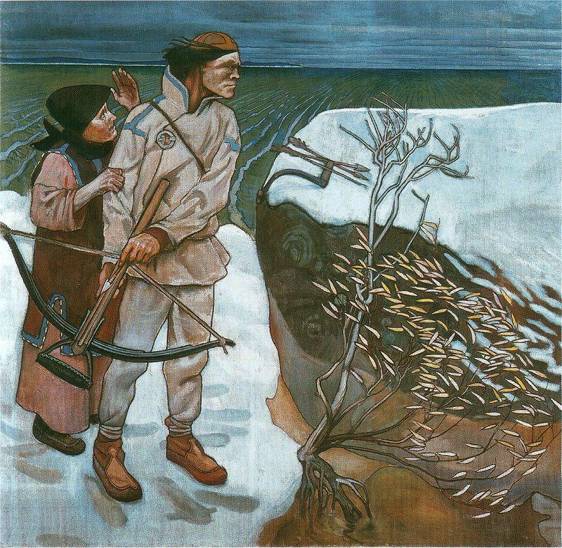 Akseli Gallen-Kallela Taideteokset