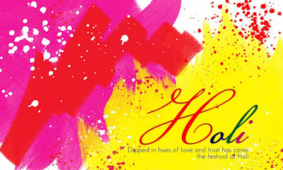Happy Holi Greetings for Whatsapp