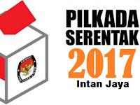 Nomor Urut Pasangan Calon Bupati-Wakil Bupati Pilkada Intan Jaya