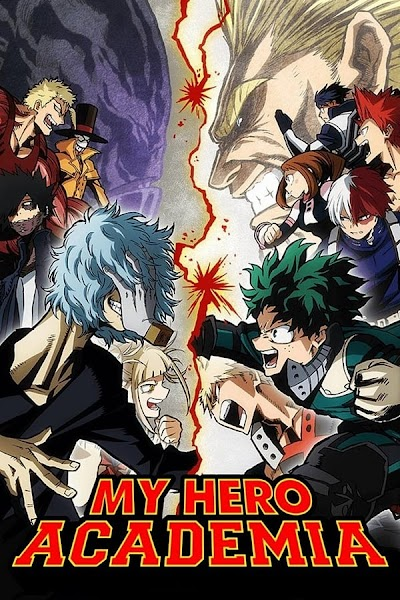 Boku no Hero Academia S3 BD Subtitle Indonesia Batch