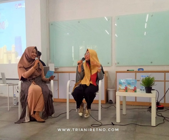 Journey to Samarkand, Perjalanan Menelusuri Sejarah Islam
